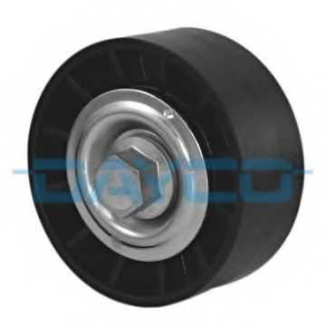 Паразитный / ведущий ролик поликлинового ременя DAYCO APV1012 - изображение