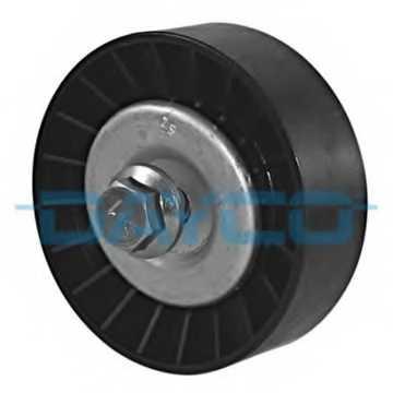Паразитный / ведущий ролик поликлинового ременя DAYCO APV1023 - изображение