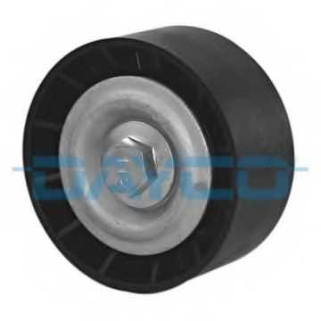 Паразитный / ведущий ролик поликлинового ременя DAYCO APV1091 - изображение