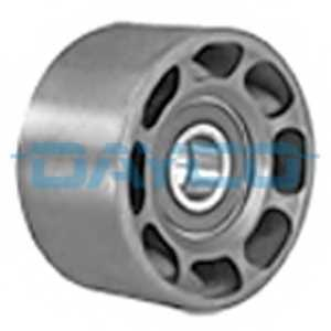 Паразитный / ведущий ролик поликлинового ременя DAYCO APV2706 - изображение