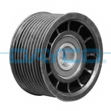 Паразитный / ведущий ролик поликлинового ременя DAYCO APV2811 - изображение