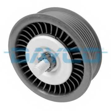 Паразитный / ведущий ролик поликлинового ременя DAYCO APV2833 - изображение