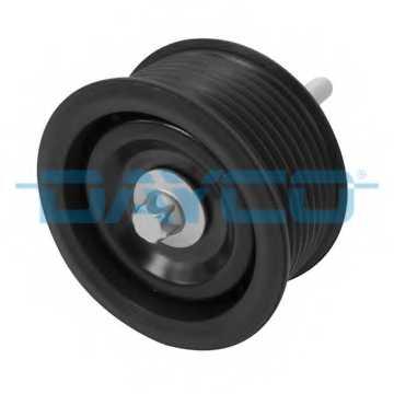 Паразитный / ведущий ролик поликлинового ременя DAYCO APV2835 - изображение