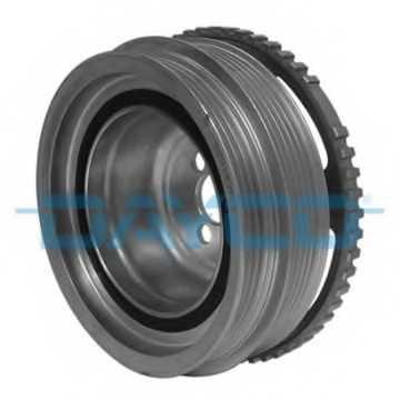 Ременный шкив коленвала DAYCO DPV1038 - изображение