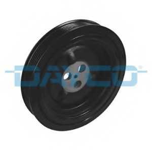 Ременный шкив коленвала DAYCO DPV1078 - изображение