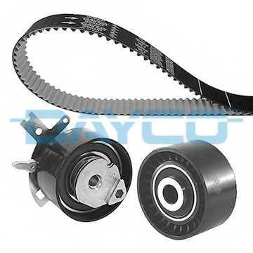 Комплект ремня ГРМ DAYCO KTB715 - изображение
