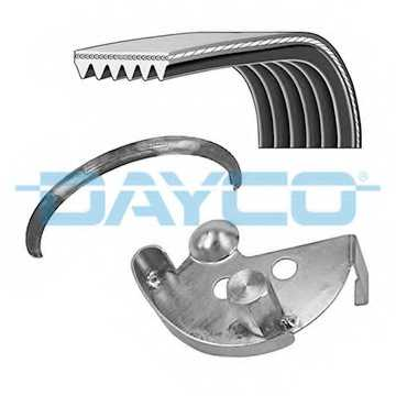 Поликлиновой ременный комплект DAYCO PVE002 - изображение