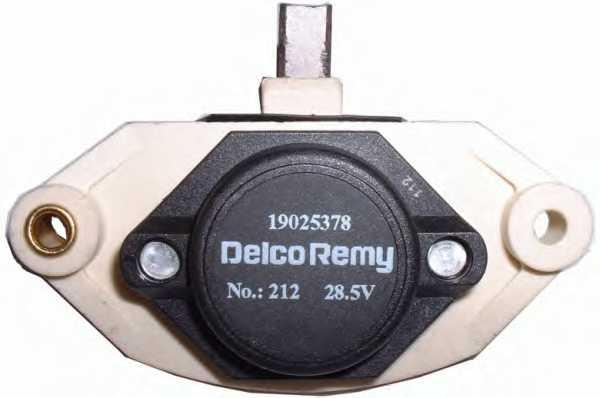 Регулятор генератора DELCO REMY 19025378 - изображение