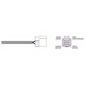 Лямбда-зонд DELPHI ES20158 - изображение