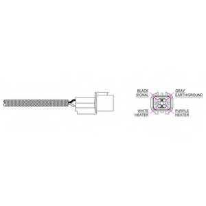 Лямбда-зонд DELPHI ES20211 - изображение