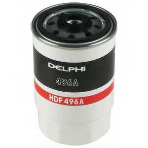 Фильтр топливный DELPHI HDF496 - изображение