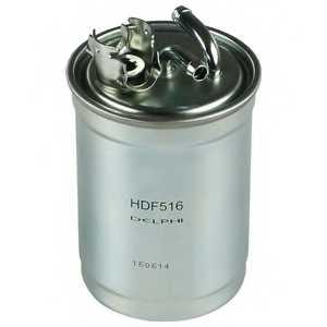 Фильтр топливный DELPHI HDF516 - изображение