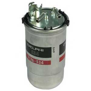 Фильтр топливный DELPHI HDF534 - изображение