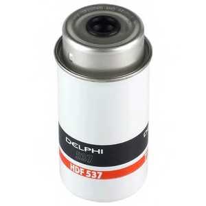 Фильтр топливный DELPHI HDF537 - изображение