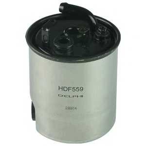 Фильтр топливный DELPHI HDF559 - изображение