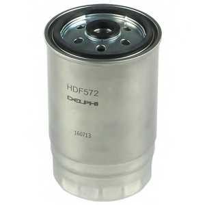 Фильтр топливный DELPHI HDF572 - изображение