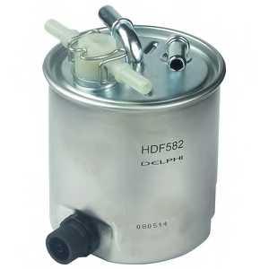 Фильтр топливный DELPHI HDF582 - изображение