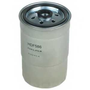 Фильтр топливный DELPHI HDF586 - изображение