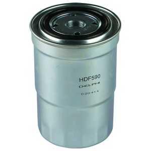 Фильтр топливный DELPHI HDF590 - изображение