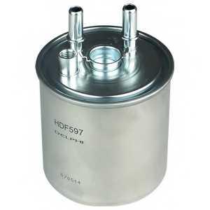 Фильтр топливный DELPHI HDF597 - изображение