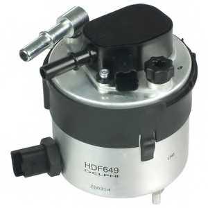 Фильтр топливный DELPHI HDF649 - изображение