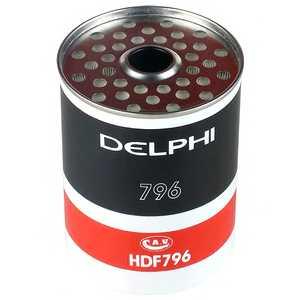 Фильтр топливный DELPHI HDF796 - изображение