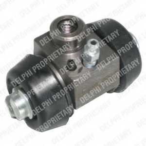 Колесный тормозной цилиндр DELPHI LW11193 - изображение