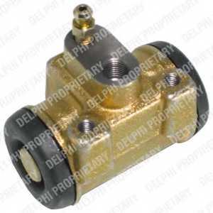 Колесный тормозной цилиндр DELPHI LW21057 - изображение