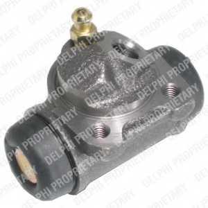 Колесный тормозной цилиндр DELPHI LW21897 - изображение