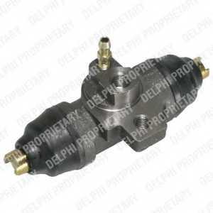 Колесный тормозной цилиндр DELPHI LW22104 - изображение