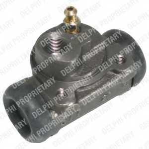 Колесный тормозной цилиндр DELPHI LW25123 - изображение