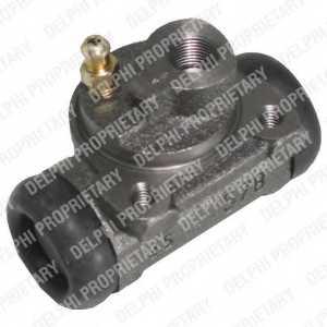 Колесный тормозной цилиндр DELPHI LW25124 - изображение