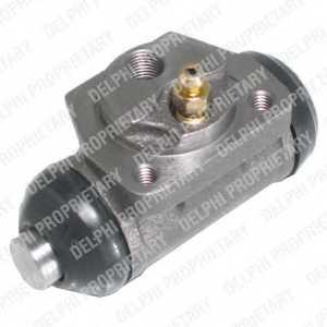 Колесный тормозной цилиндр DELPHI LW36030 - изображение