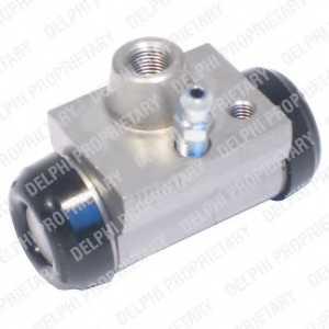 Колесный тормозной цилиндр DELPHI LW39178 - изображение