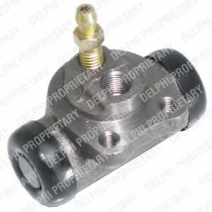 Колесный тормозной цилиндр DELPHI LW50008 - изображение