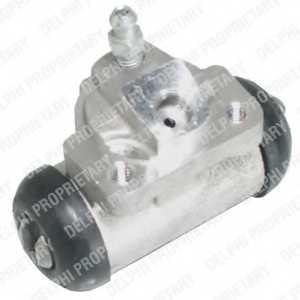 Колесный тормозной цилиндр DELPHI LW60106 - изображение