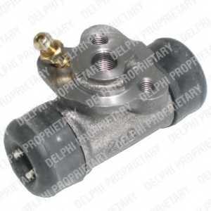 Колесный тормозной цилиндр DELPHI LW60148 - изображение