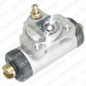Колесный тормозной цилиндр DELPHI LW60333 - изображение