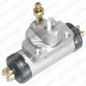 Колесный тормозной цилиндр DELPHI LW60657 - изображение