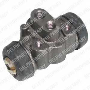 Колесный тормозной цилиндр DELPHI LW62019 - изображение