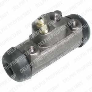 Колесный тормозной цилиндр DELPHI LW62047 - изображение