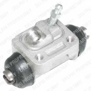Колесный тормозной цилиндр DELPHI LW62051 - изображение