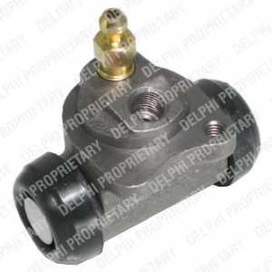 Колесный тормозной цилиндр DELPHI LW62073 - изображение