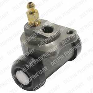 Колесный тормозной цилиндр DELPHI LW62080 - изображение