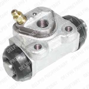 Колесный тормозной цилиндр DELPHI LW62088 - изображение