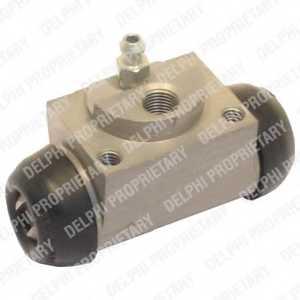 Колесный тормозной цилиндр DELPHI LW62121 - изображение
