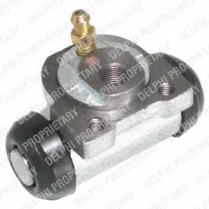 Колесный тормозной цилиндр DELPHI LW80100 - изображение