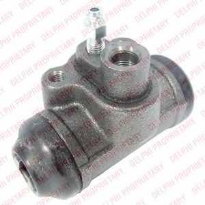 Колесный тормозной цилиндр DELPHI LW90075 - изображение