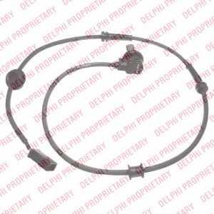 Датчик частоты вращения колеса DELPHI SS20038 - изображение