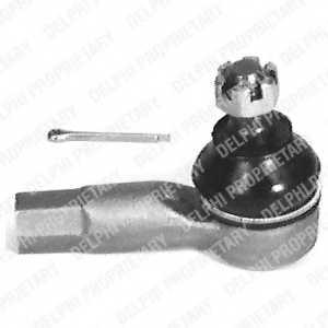 Наконечник поперечной рулевой тяги DELPHI TA1221 - изображение